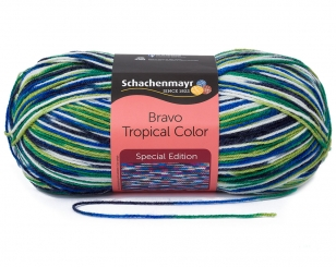 Bravo Color Wolle Schachenmayr 2130 colombia color