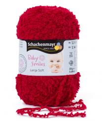 Baby Smiles Lenja Soft Wolle Schachenmayr 01031 kirsche