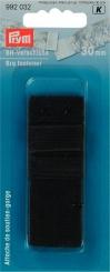 BH-Verschluss schwarz 30mm