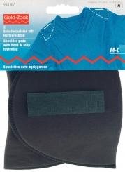 Schulterpolster Halbmond Gr. M-L