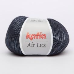 Air Lux Wolle von Katia 72 Antracita