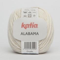 Alabama Wolle von Katia 03 Crudo