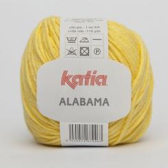 Alabama Wolle von Katia 35 Limón
