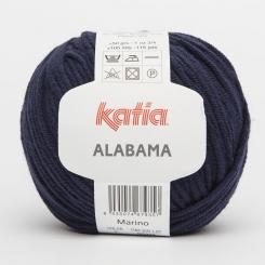Alabama Wolle von Katia 05 Marino