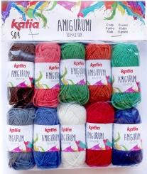Amigurumi Wolle von Katia