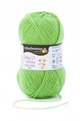 Baby Smiles Bravo Baby 185 Wolle Schachenmayr 01072 apfelgrün