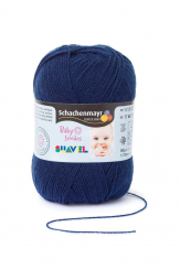 Baby Smiles Suavel Wolle Schachenmayr 01050 marine