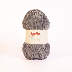 Bambi Wolle von Katia 314 Gris