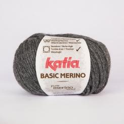 Basic Merino Wolle von Katia 14 Marengo