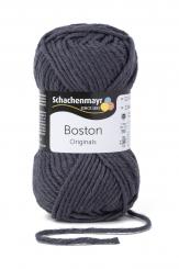 Boston Wolle Schachenmayr 197 graphit