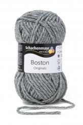 Boston Wolle Schachenmayr 92 mittelgrau