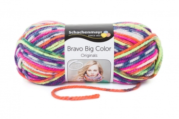 Bravo Big Color Wolle Schachenmayr 00092 clown color