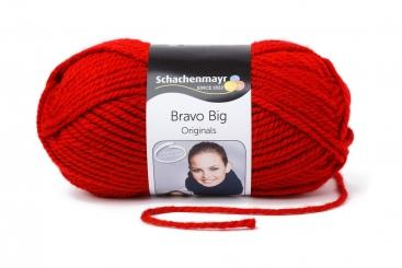 Bravo Big Wolle Schachenmayr 00130 kirsche