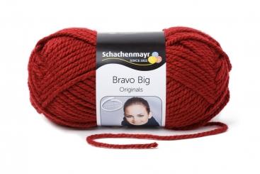 Bravo Big Wolle Schachenmayr 00131 burgund