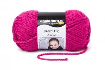 Bravo Big Wolle Schachenmayr 00136 pink