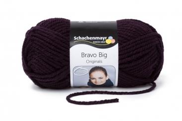 Bravo Big Wolle Schachenmayr 00149 aubergine