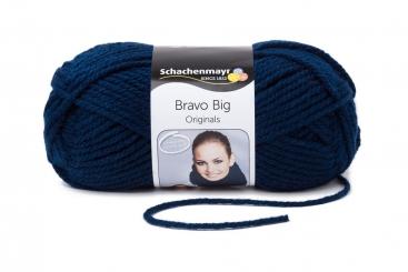 Bravo Big Wolle Schachenmayr 00150 indigo