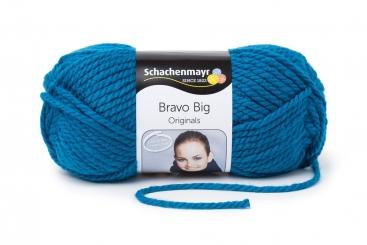Bravo Big Wolle Schachenmayr 00152 saphirblau