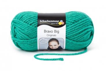 Bravo Big Wolle Schachenmayr 00170 jade