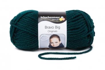 Bravo Big Wolle Schachenmayr 00172 tanne