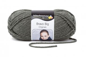 Bravo Big Wolle Schachenmayr 00174 oliv