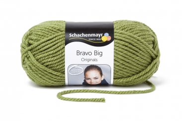Bravo Big Wolle Schachenmayr 00175 khaki