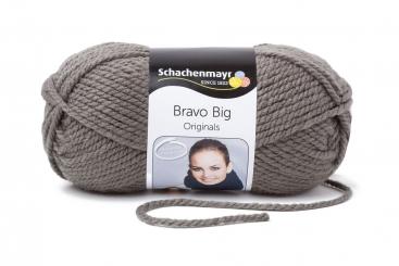 Bravo Big Wolle Schachenmayr 00192 graphit