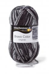 Bravo Color Wolle Schachenmayr 2114 graphit denim