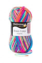 Bravo Color Wolle Schachenmayr 0095 electra color