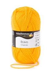 Bravo Wolle Schachenmayr 8210 gelb
