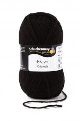 Bravo Wolle Schachenmayr 8226 schwarz