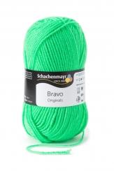 Bravo Wolle Schachenmayr 8233 neon grün