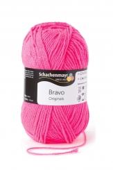 Bravo Wolle Schachenmayr 8234 neon pink