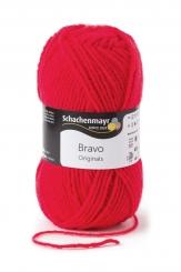 Bravo Wolle Schachenmayr 8241 scarlet