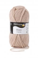 Bravo Wolle Schachenmayr 8267 sisal meliert
