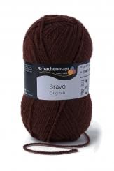 Bravo Wolle Schachenmayr 8281 braun