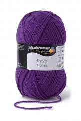 Bravo Wolle Schachenmayr 8303 violett