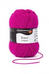Bravo Wolle Schachenmayr 8350 power pink