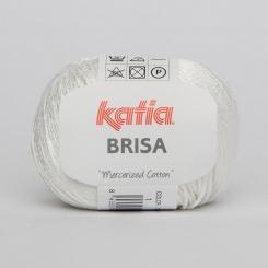 Brisa Wolle von Katia 01 Blanco
