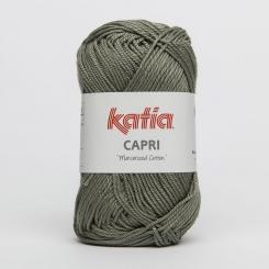 Capri Wolle von Katia 82137 Verde militar