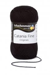 Catania Fine Wolle Schachenmayr 01001 schwarz