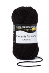 Catania Grande Wolle Schachenmayr 03110 schwarz