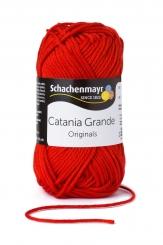 Catania Grande Wolle Schachenmayr 03115 signalrot