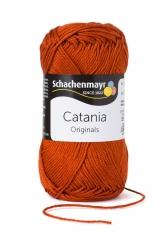 Catania Wolle Schachenmayr 388 terracotta