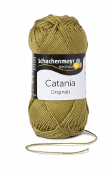 Catania Wolle Schachenmayr 395 olive