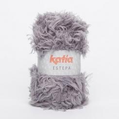 Estepa Wolle von Katia 106 Gris