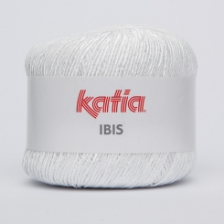Ibis Wolle von Katia 70 Blanco