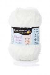 Baby Smiles Lenja Soft Wolle Schachenmayr 01002 natur