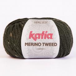 Merino Tweed Wolle von Katia 310 Loden