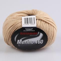 Merino 160 Wolle Austermann 215 hanf